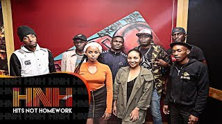 Ethic rap group on the meaning behind their hit Lamba Lolo I HNH 984