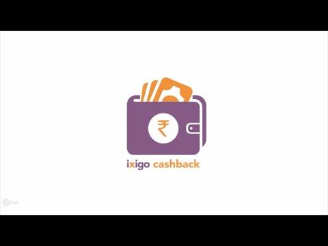 How ixigo cashback works