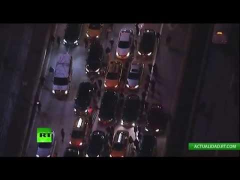 La protesta en Nueva York por el caso de Eric Garner