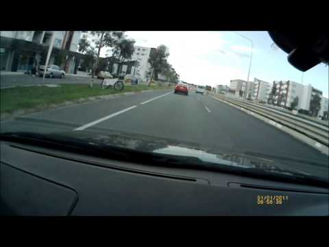 Why I hate Canberra Drivers Part 26