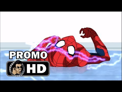 """MARVEL'S SPIDER-MAN Official Promo """"Series Premiere"""" (HD) Disney XD Animated Series"""
