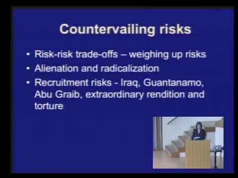 Risk, Security and Terrorism