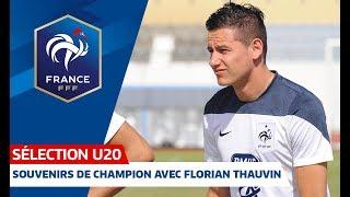 Souvenirs de Champion avec Florian Thauvin, Coupe ...