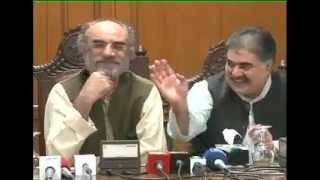 CM Baluchistan  Aslam Raisani Bamboo, Shameless Act