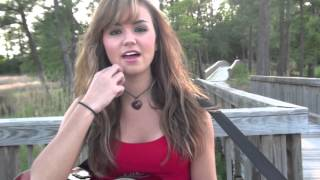 The Band Perry - Better Dig Two Official Cover - Celeste Kellogg