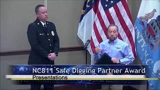 May 2017 NC811 Safe Digging Partner