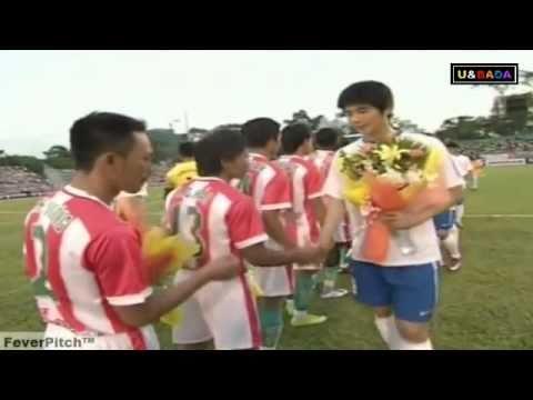 2011 Asian Dream Cup - Park Ji Sung Charity Football, Vietnam 110615