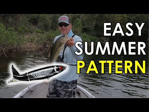 Easy Guide To Summer Topwater Fishing | Whopper Plopper