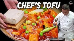 Chef's Favorite Tofu in Sweet and Sour Sauce • Taste The Chinese Recipes Show