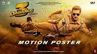 Dabangg 3 Motion Poster | Eid Radhe Ki