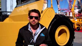 Video still for Mobile Track Solutions at Conexpo 2014