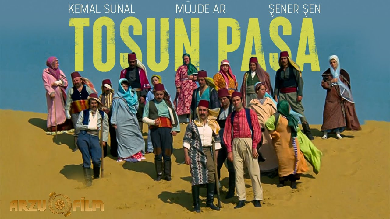 Tosun Paşa | FULL HD