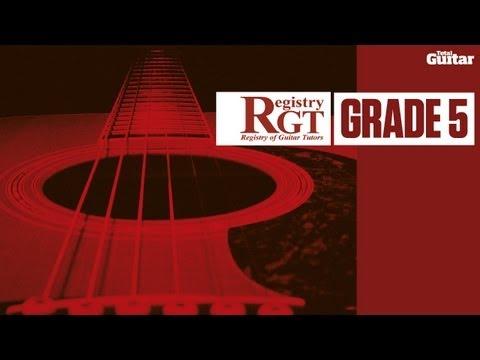 RGT Grade Five Acoustic (TG218)