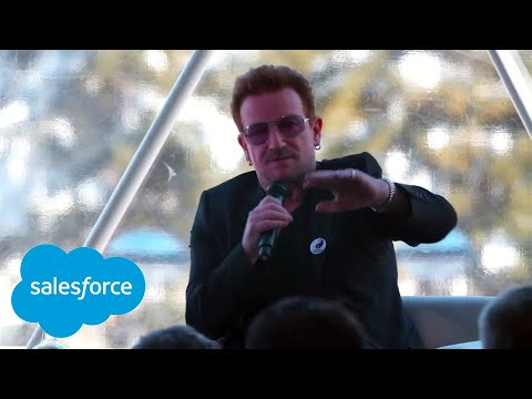 How Bono Envisions the Year 2020 — The World Economic Forum at Davos 2016