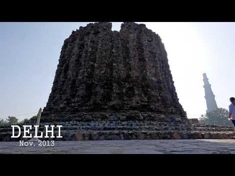 デリー~インド DELHI Timelapse