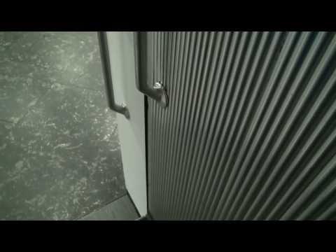 Paternoster Aufzug im Bezirksamt Hamburg Nord [1080p]