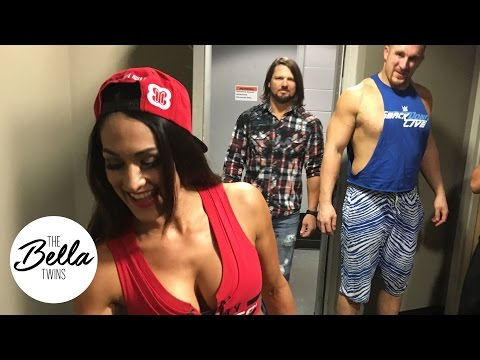Nikki Bella and AJ Styles clear the air on the
