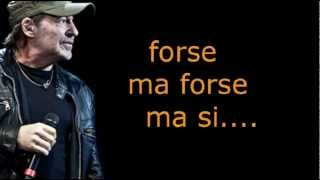 Sally - Vasco Rossi TESTO LYRICS