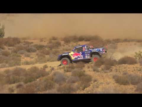 Bryce Menzies highlights from his Baja 500 Win in 2014