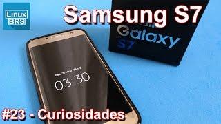 Samsung Galaxy S7 - Curiosidades - Português