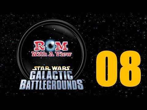 STAR WARS GALACTIC BATTLEGROUNDS 08 | AIR RAID! |