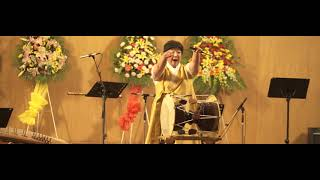 2018 호치민 세계 민속 음악축제 - 4. 설장구(나혜경)