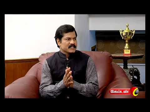 Nephrologist/Renal Specialist  Dr. Rajan Ravichandran Interview | Sigaram | Captain TV