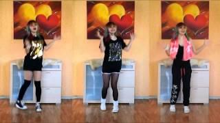 【ゆめちゃんx3】Love Logic Dance Cover【踊ってみた】