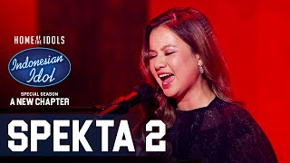 ANGGI - SOMEONE YOU LOVED (Lewis Capaldi) - SPEKTA SHOW TOP 13 - Indonesian Idol 2021