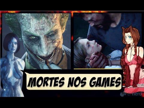 TOP 10 MORTES MAIS MARCANTES DOS GAMES | Ei Nerd