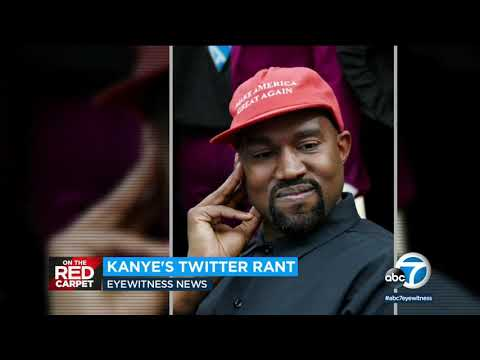 Kanye West Tweet Removed For Violating Twitter Rules