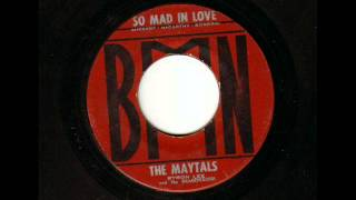 maytals - so mad in love (BMN 1966)