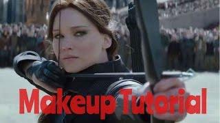 mockingjay pt2 katniss everdeen makeup tutorial