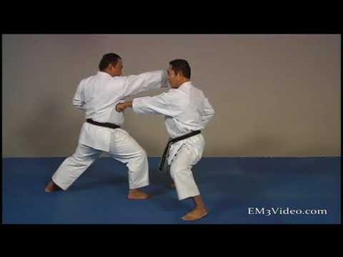 Karate Shito Ryu Kata 5 DVD Set Vol 2 By Kunio Miyake