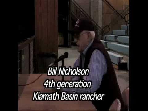 KBRA Controversial Klamath Basin Restoration Agreement Part 2 of 2
