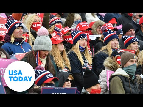 Million MAGA March takes place in Washington, D.C.   USA TODAY