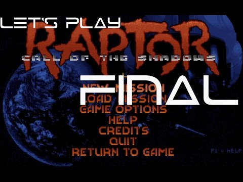 Raptor: Call of the Shadows Final I Did it! |