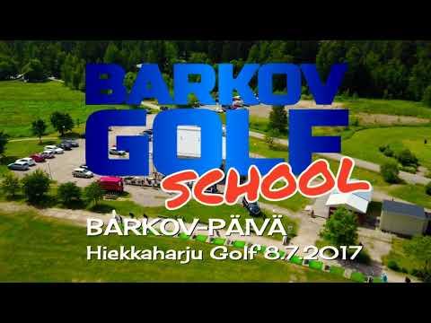 Video BARKOV GOLF SCHOOL 2017 -BARKOV-päivästä