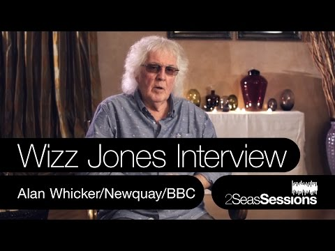 ★ Wizz Jones Interview - Alan Whicker - 2Seas Sessions