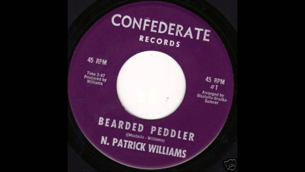 Download N. Patrick Williams - Bearded Peddler
