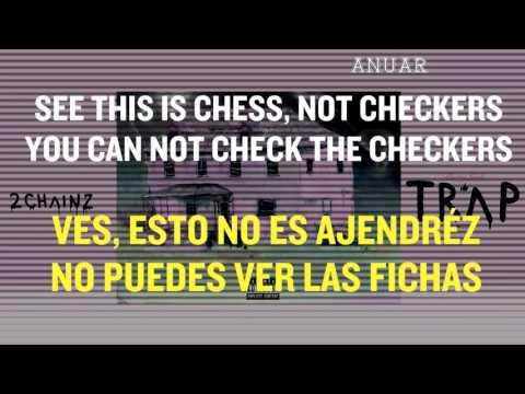 Nicki Minaj - Realize Verse (Video Lyric) English - Spanish