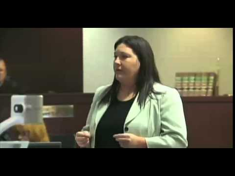 Julie Schenecker Trial - Day 1 - Part 2 (Defense Opening)