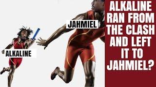 Jahmiel Took Over the Clash After Alkaline Ran?