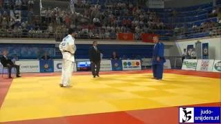 alexandr begmetov rus attila fabian hun 90kg bronze