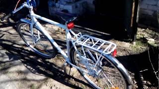 Обзор велосипеда Дорожник URBAN. Ч.2