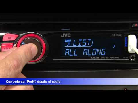 JVC KD-R73xBT Receiver Download Drivers