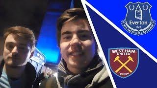 Everton Vs West Ham-FEAT Fatal LG-Premier League (2017/18)