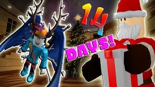 🔴14 DAYS TILL CHRISTMAS! U SAY WE PLAY! PG ROBLOX🔴
