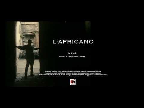 L'Africano - teaser con Teresa De Sio