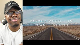 Parker McCollum - I Can't Breathe REACTION!